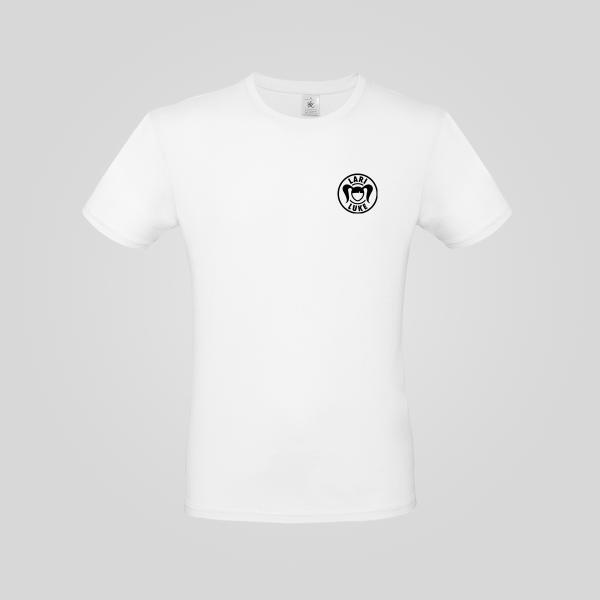 Unisex - T-Shirt - Logo - White