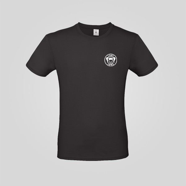 Unisex - T-Shirt - Logo - Black